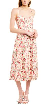 Petersyn Lexie Midi Dress