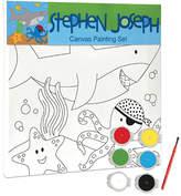 Stephen Joseph Sea Canvas Painting Set