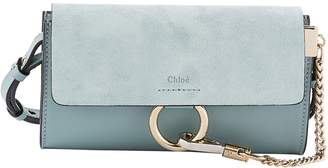 Chloé Faye wallet on strap