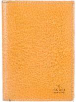 Gucci Glazed Card Case