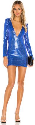 superdown Tayler Sequin Dress