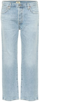 Citizens of Humanity Emery high-rise straight jeans