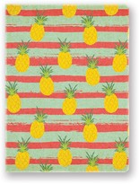 Studio Oh Pineapple Paradise Deconstructed Journal