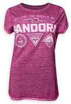 Disney Pandora - The World of Avatar Badge Tee for Women