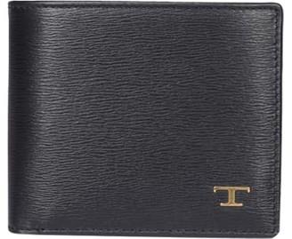 Tod's Tods Logo Monogram Wallet