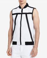 Calvin Klein Men's Tape-Trim Lab Vest