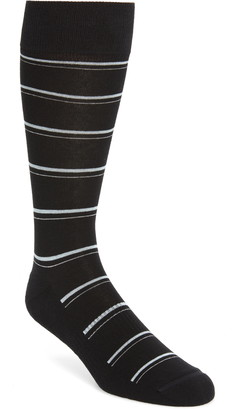 Nordstrom Mod Stripe Cushion Socks