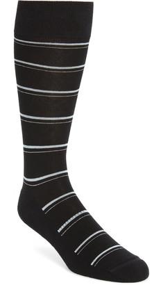 Nordstrom Mod Stripe Cushion Socks