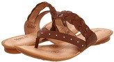 Børn Tyne (Rust Full Grain Leather) - Footwear