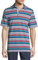 Bobby Jones XH2O Sorely Striped Polo Shirt