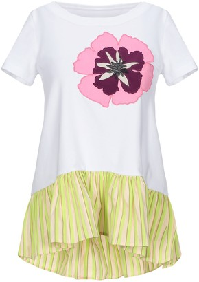 Rose' A Pois T-shirts