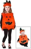 Fun Costumes unisex-child Little Boys' Toddler Pumpkin Costume