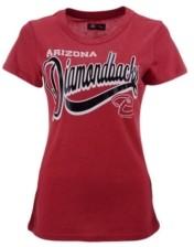G Iii Sports G-iii Sports Women's Arizona Diamondbacks Homeplate T-Shirt