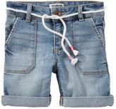 Osh Kosh Stretch Denim Shorts