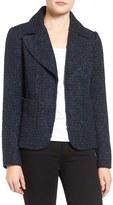 MICHAEL Michael Kors Petite Women's Tweed Shrunken Blazer