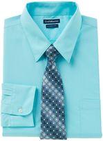 Croft & Barrow Men's Classic-Fit Dress Shirt & Tie Set