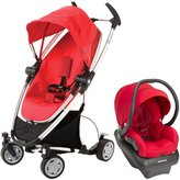 Quinny Zapp Xtra Mico AP Travel System - Rebel Red - Red Rumor