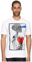 DSQUARED2 Tight Hetero Soft & Shinty T-Shirt