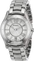 Ebel 1216107 Women's X-1 Ss -Tone Dial Watch