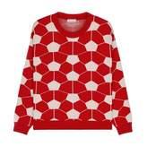 Gosha Rubchinskiy Hexagon Sweater