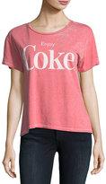 Junk Food Clothing Enjoy Coke Graphic Tee