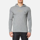 HUGO BOSS Men's Long Sleeve Hoody Grey