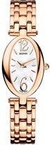 Balmain Women's Haute Couture Collection Metal Bracelet Rose Gold Plated Case Quartz Watch B3259.33.84