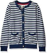 Scout + Ro Big Girls' Button-Front Cardigan Sweater