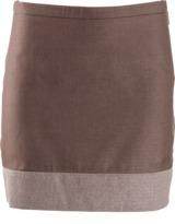 Brunello Cucinelli Lurex Mini Skirt