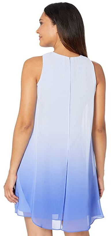 Thumbnail for your product : Vince Camuto Ombre Chiffon Flyaway Back Asymmetrical Overlay Float