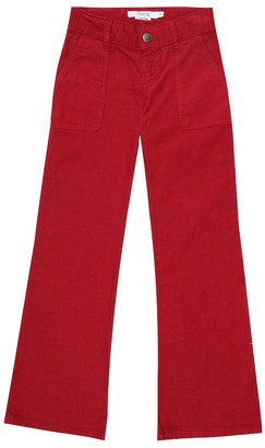Bonpoint Cotton corduroy pants