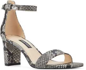Nine West Adjustable Dress Sandals - Pruce