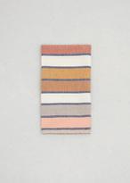 Minna sunrise stripe napkins (set of 4)