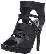 Michael Antonio Women's River-Pu Dress Sandal