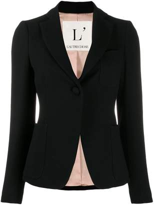 L'Autre Chose classic single-breasted blazer
