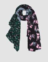 A Peace Treaty Kato Green Scarf