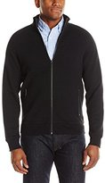 Kenneth Cole New York Kenneth Cole Men's Long Sleeve Quilted Full Zip
