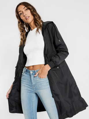 Nude Lucy Paloma Anorak in Black