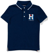 Tommy Hilfiger Ame Badge Polo S/S