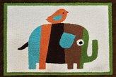 """Zutano Elephants Rug 30""""X40"""""""