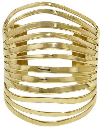 Koba Cuff Bracelet - Brass