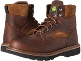 John Deere 6 Steel Toe Boot Men's Work Boots