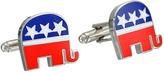 Cufflinks Inc. Republican Elephant Cufflinks