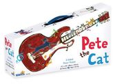 Briarpatch Pete the Cat 36-Piece 2-Sided Suitcase Floor Puzzle
