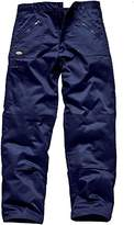 Dickies Workwear WD814 Redhawk MS Action Work Trousers, 30T