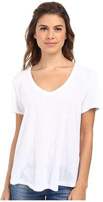 LAmade Vintage Tee (Black) Women's T Shirt