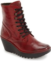 Fly London 'Ygot' Platform Wedge Boot (Women)