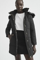 Thumbnail for your product : Witchery Longline Puffer