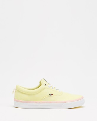 Tommy Hilfiger Pastel Lace-Up Sneakers