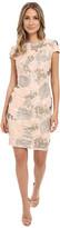Calvin Klein Cap Sleeve Sequin Dress CD6B6P9X
